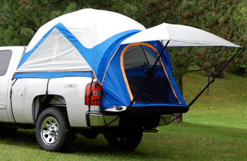 Napier Sportz Truck Tent & Best Camping Accessories for Outdoor Vacations - Truck Bed Air ...