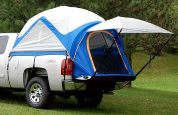 Best Camping Accessories for Outdoor Vacations - Truck Bed Air