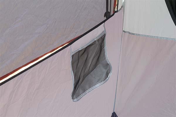 proz deluxe truck tent extension tent pocket 4