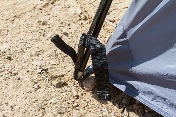 proz deluxe truck tent extension tent pole gromet 6