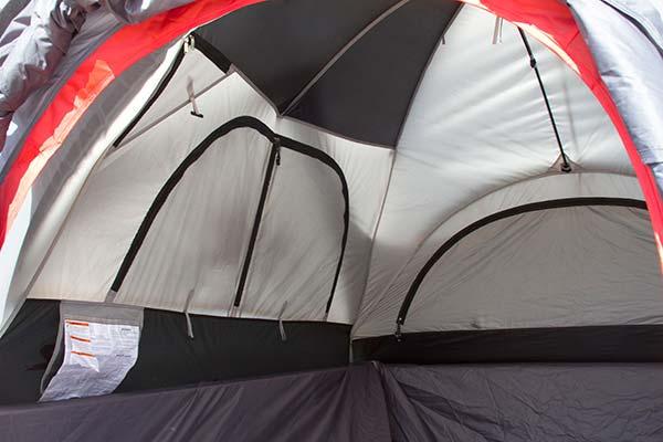 proz deluxe truck tent interior windows 2