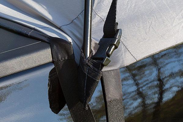 proz premium truck tent clip detail