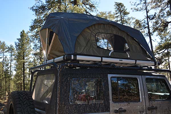 Raptor Series Offgrid Roof Tent - Off Grid Voyager Roof Top