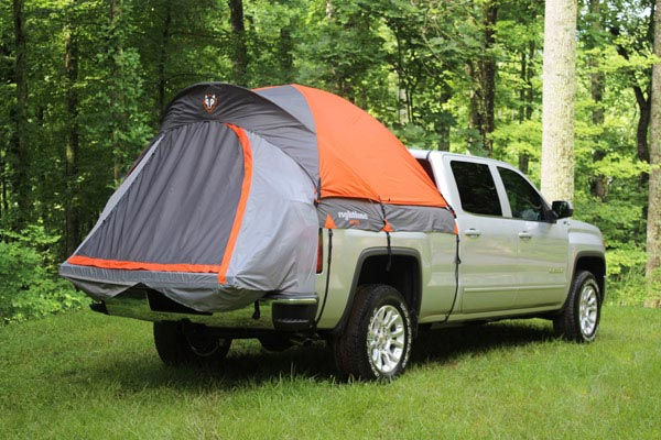 rightline gear truck tent closed tent