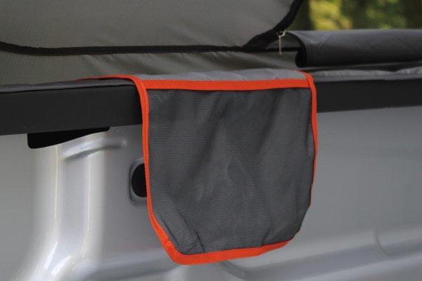 rightline gear truck tent gear pocket