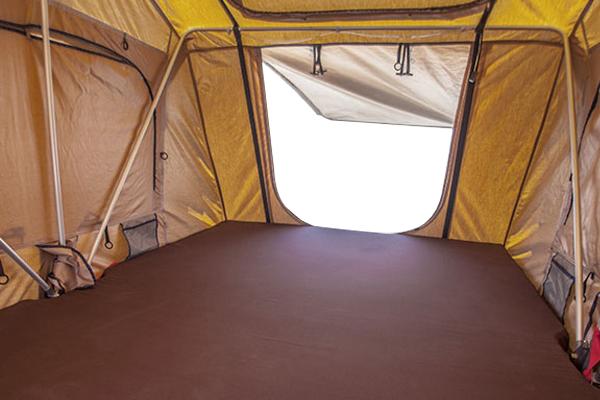 smittybilt overlander rooftop tent mattress