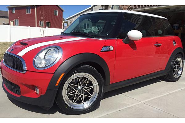 8289 drag dr20 wheels mini cooper s