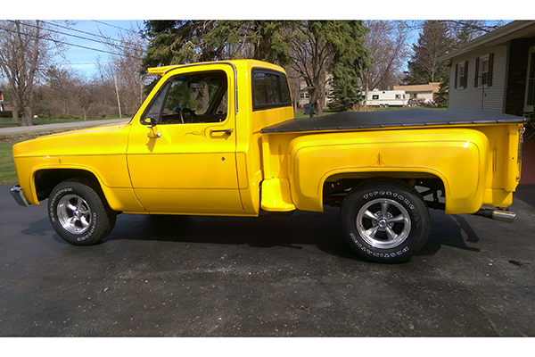 9687 rev classic 100 chevy pickup