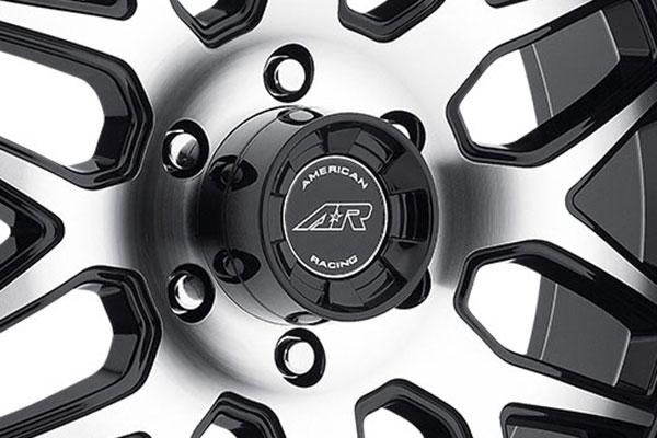 american racing ar910 wheels center