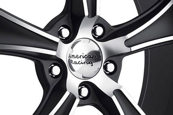 american racing blvd wheels center