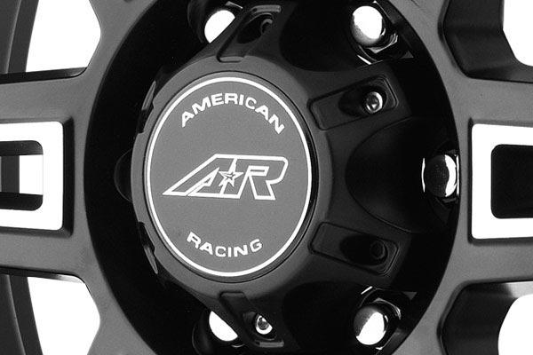 american racing ar890 wheels center cap