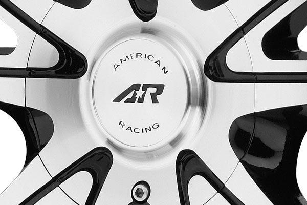 american racing ar897 wheels center cap