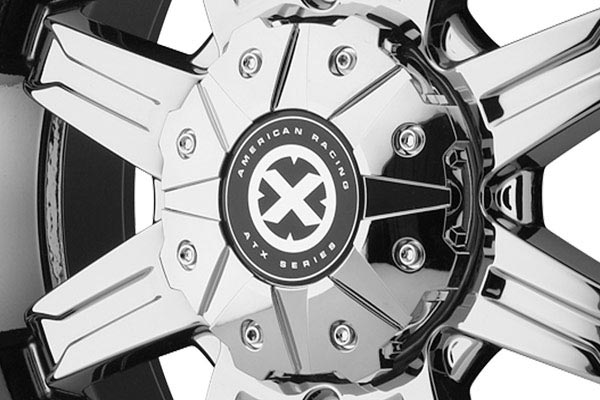 american racing atx series ax192 blade wheels center cap
