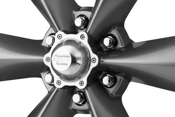 american racing torq thrust st wheels center cap