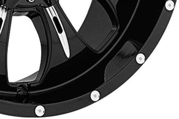 ballistic off road 951 dagger wheels spoke