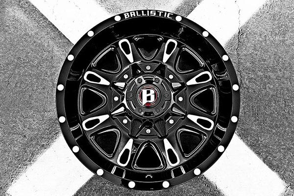 ballistic off road 953 scythe wheels x