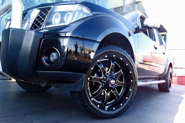 ballistic off road 955 anvil wheels close