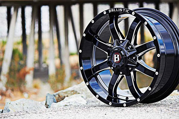 ballistic off road 955 anvil wheels side