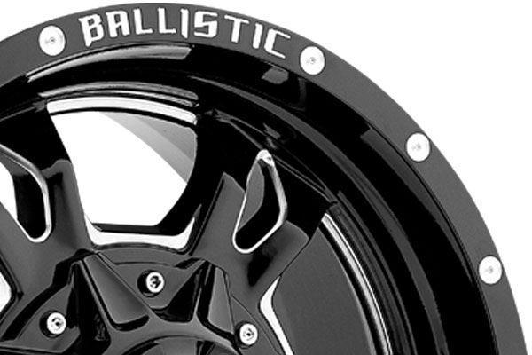 ballistic off road 957 mace wheels lip