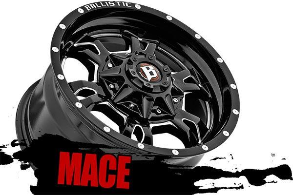 ballistic off road 957 mace wheels name