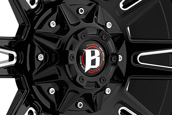 ballistic off road 958 ravage wheels center