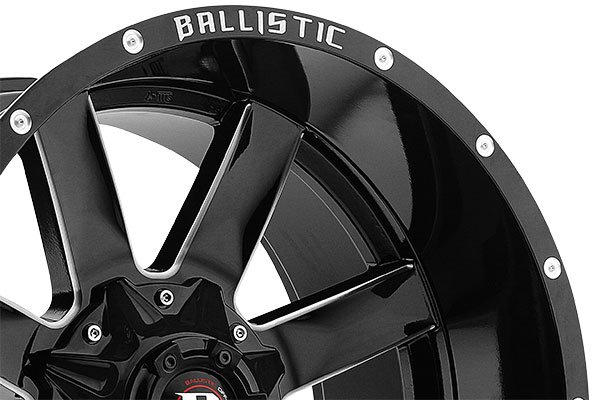 ballistic off road 959 rage wheels lip