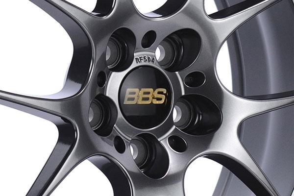 bbs rf wheels center