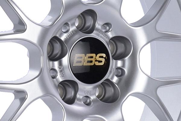 bbs rs gt wheels center