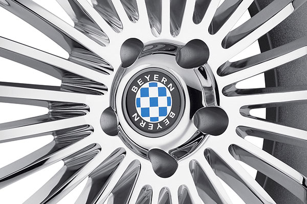 beyern multi wheels center