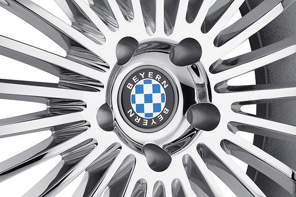 beyern multi wheels center