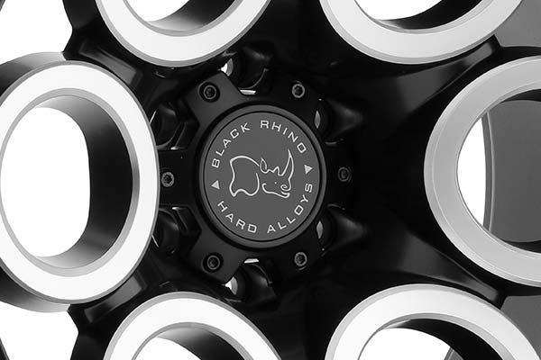 black rhino magnus wheels center
