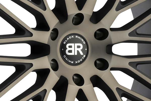 black rhino zulu wheels center