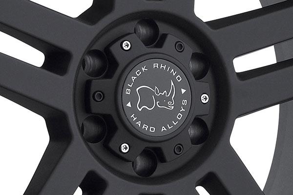 black rhino mojave wheels center