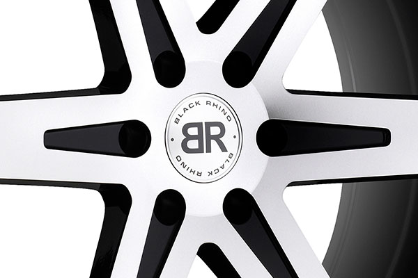 black rhino peak wheels center