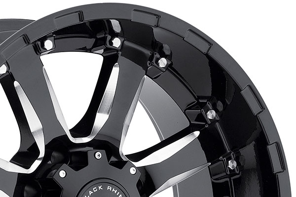black rhino sierra wheels lip