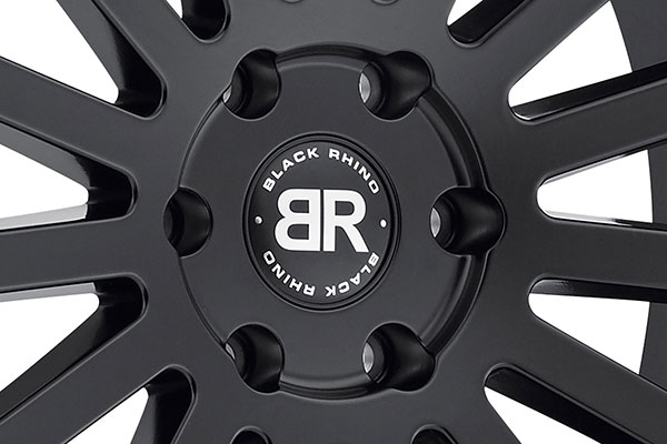 black rhino spear wheels center