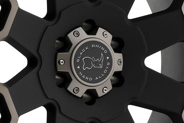 black rhino warlord wheels center