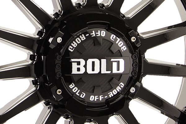 bold off road bd002 wheels center cap