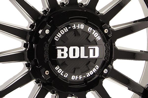 bold off road bd002 wheels center cap