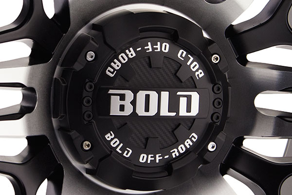 bold off road bd003 wheels center cap
