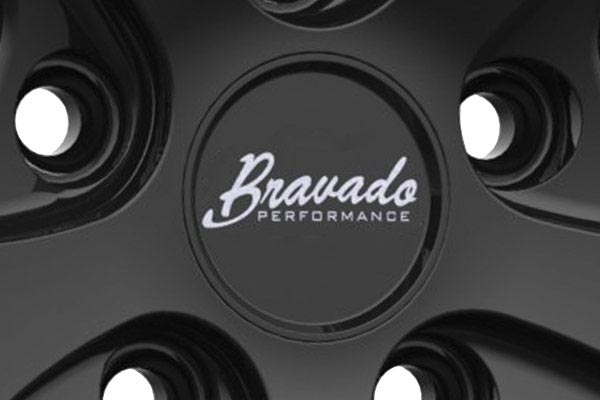bravado tribute wheels center cap
