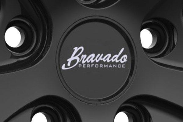 bravado tribute wheels center cap