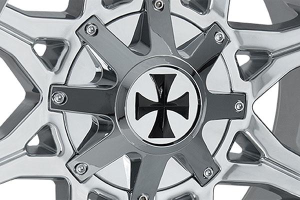 cali offroad obnoxious wheels center