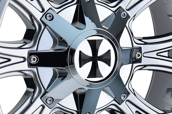 cali offroad americana wheels center cap