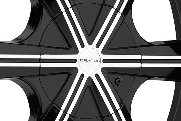 cratus cr007 wheels center cap