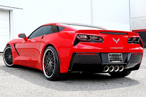 cray hawk wheels corvette c7 rear lifestyle