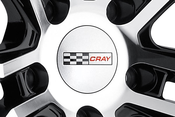 cray spider wheels center cap