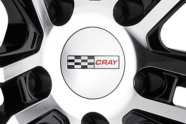 cray spider wheels center cap