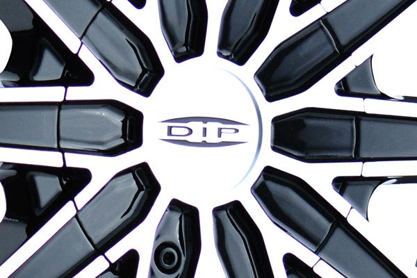 dip motar wheels center cap