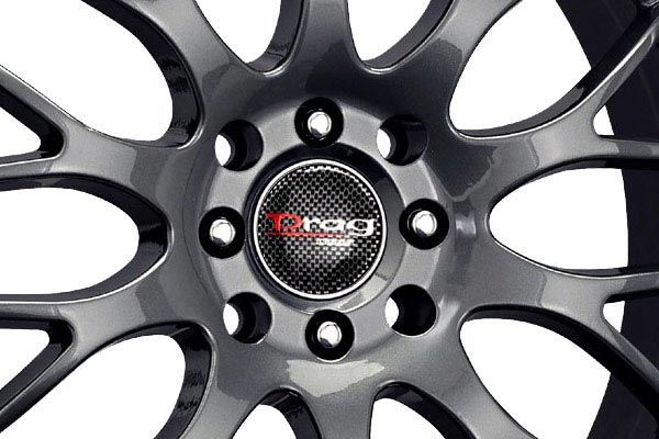 drag dr 19 wheels center cap